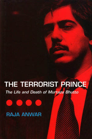 The Terrorist Prince by Raja Anwar