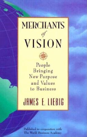 Merchants of Vision by James E. Liebig