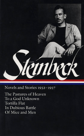 John Steinbeck: Novels and Stories 1932-1937 (LOA #72) by John Steinbeck
