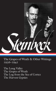 John Steinbeck: The Grapes of Wrath & Other Writings 1936-1941 (LOA #86)