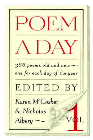 Poem a Day: Vol. 1 by