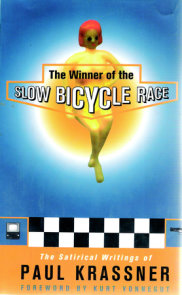 The Winner of the Slow Bicycle Race