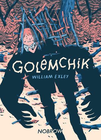 Golemchik [17 x 23 COMIC] by Will Exley