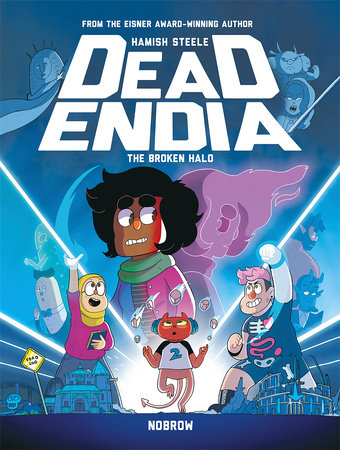 DeadEndia: The Broken Halo