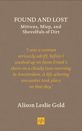 Found and Lost by Alison Leslie Gold