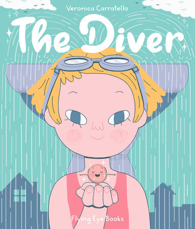 The Diver by Veronica Carratello