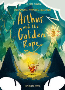 Arthur and the Golden Rope (Paperback)