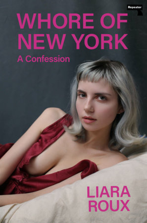Whore of New York by Liara Roux