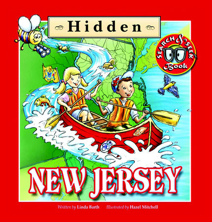 Hidden New Jersey by Linda J. Barth