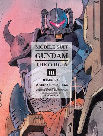Mobile Suit Gundam: THE ORIGIN, Volume 3 by Yoshikazu Yasuhiko