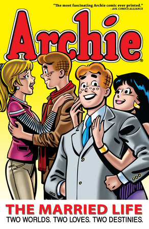 Archie: The Married Life Book 1 by Michael Uslan, Illustrated by Norm Breyfogle