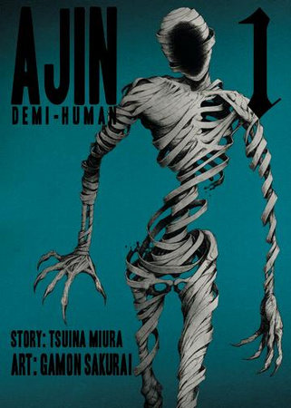 Ajin, Volume 1 by Gamon Sakurai