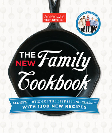 The New Family Cookbook by