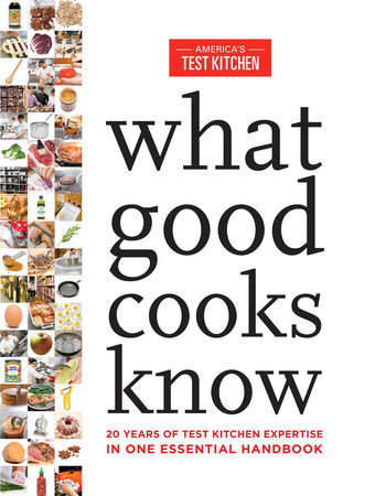 What Good Cooks Know by
