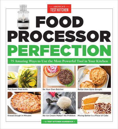 Food Processor Perfection by