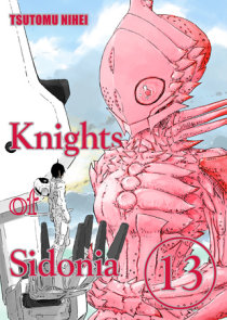 Knights of Sidonia, Volume 13