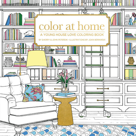 Color At Home by Sherry & John Petersik