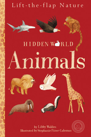 Hidden World: Animals by Libby Walden