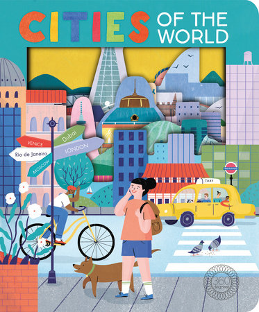 Cities of the World by Becky Davies