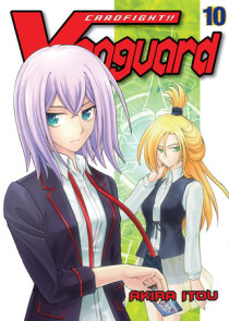 Cardfight!! Vanguard, Volume 10