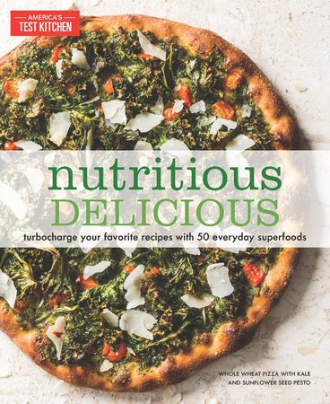 Nutritious Delicious by