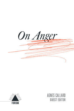 On Anger by