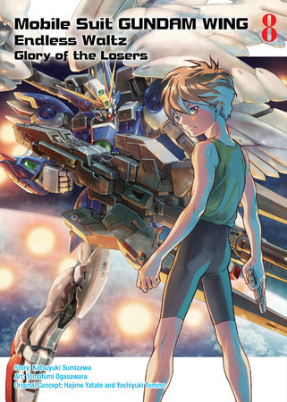 Mobile Suit Gundam WING, 8 by Katsuyuki Sumizawa