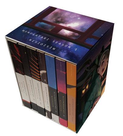 MONOGATARI Series Box Set Season 1 by NISIOISIN