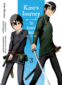 Kino's Journey- the Beautiful World, vol 3
