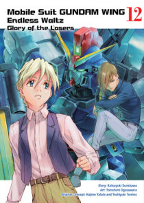 Mobile Suit Gundam WING, volume 12