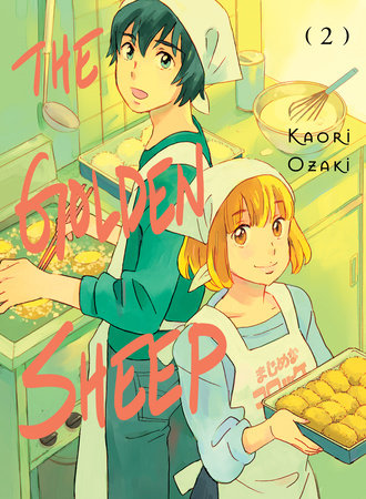 The Golden Sheep, 2 by Kaori Ozaki