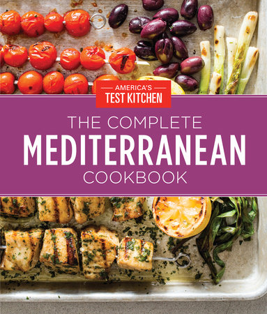 The Complete Mediterranean Cookbook Gift Edition by America's Test Kitchen