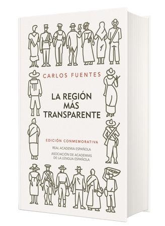 La región más transparente / Where the Air is Clear by Carlos Fuentes