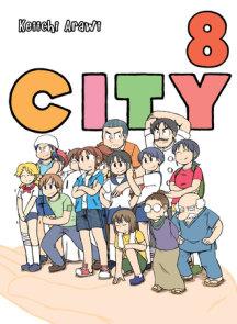 CITY, volume 8
