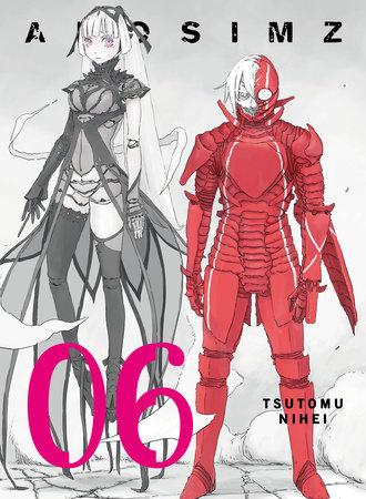 APOSIMZ, volume 6 by Tsutomu Nihei
