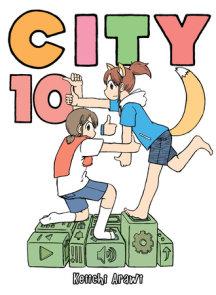CITY, volume 10