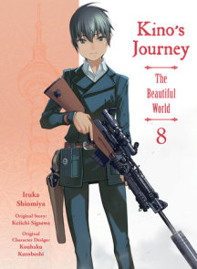 Kino's Journey- The Beautiful World, volume 8
