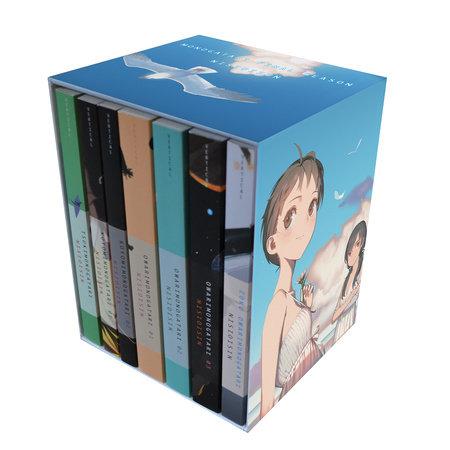 MONOGATARI Series Box Set, Final Season by NISIOISIN