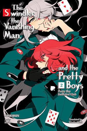 Pretty Boy Detective Club , volume 2 by NISIOISIN