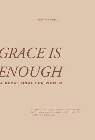 Grace Is Enough by Courtney Fidell