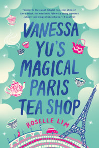 Vanessa Yu's Magical Paris Tea Shop