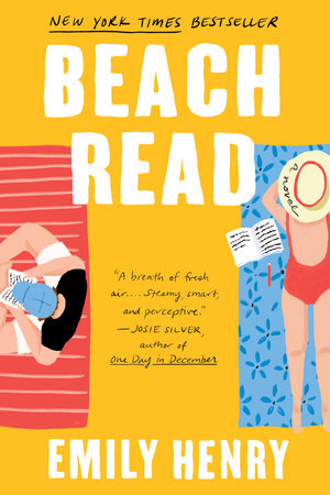Beach Read by Emily Henry: 9781984806734 | PenguinRandomHouse.com: Books