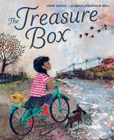 The Treasure Box by Dave J. Keane