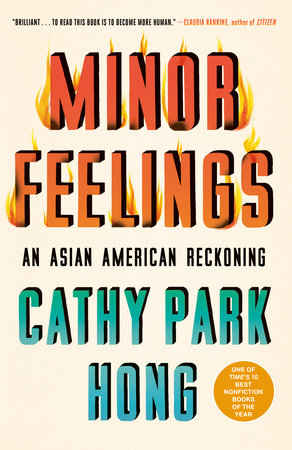 Minor Feelings by Cathy Park Hong