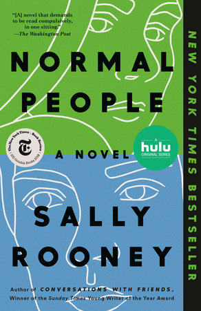 Normal People Book Cover Picture