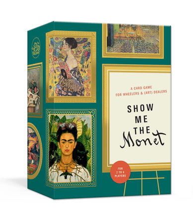 Show Me the Monet by Thomas W. Cushing