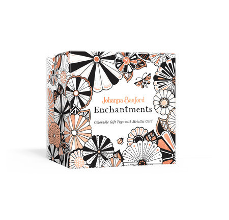 Johanna Basford Enchantments by Johanna Basford