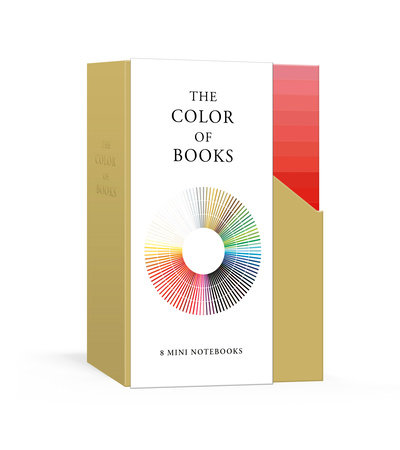 The Color of Books by Dorothy