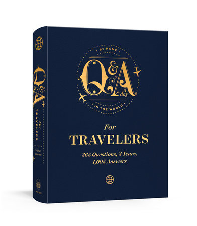 Q&A a Day for Travelers by Anna Frenkel