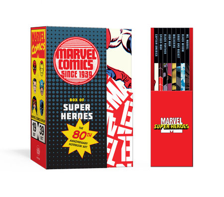 Marvel's Box of Super Heroes by Marvel
